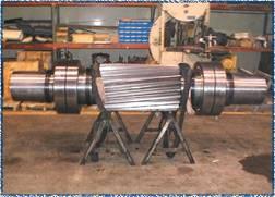 Ball Mill Pinion Gear