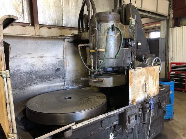 Machinery Maintenance Blanchard Grinder